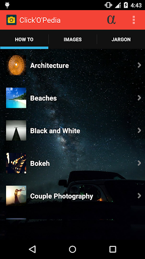 ClickOPedia- Learn Photography