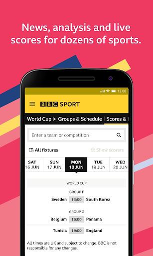 BBC Sport 1.37.2.8546 Screenshots 3