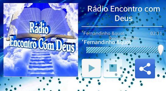 Rádio Encontro com Deus screenshot 13