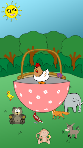 Learn with Surprise Eggs : Game for Baby / Kids  screenshots 3
