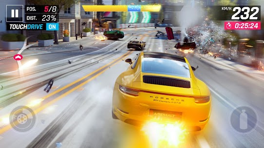 Asphalt 9: Legends Mod APK  (Unlimited Tokens/Money) For Android 6