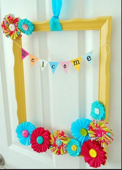 handmade photo frame ideas screenshot