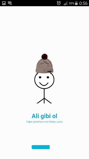 Ali gibi ol
