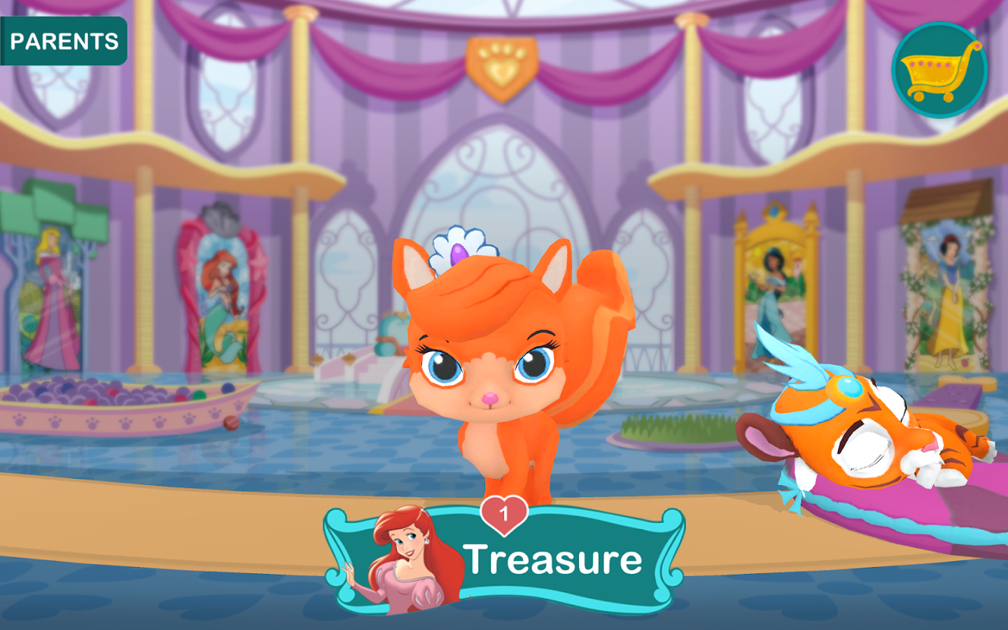 Palace Pets in Whisker Haven- screenshot