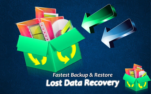 Lost Data Recovering App