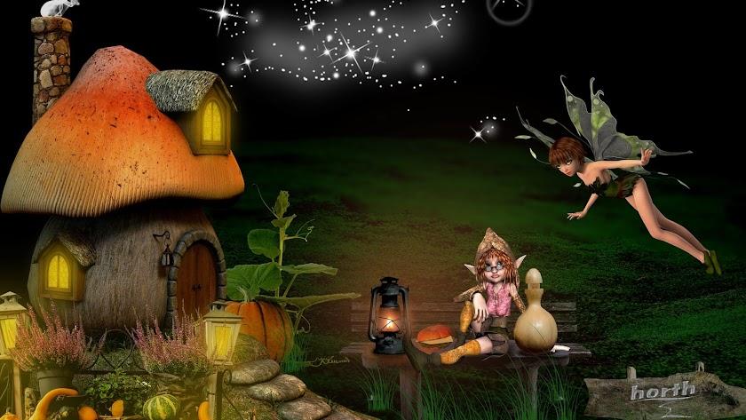 Talleres en familia de magia y mundos fantásticos.