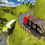 Game Offroad Big Rig Truck Driver: USA Truck Simulator APK for Windows Phone