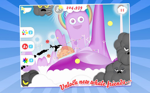 Whale Trail Frenzy apkpoly screenshots 5