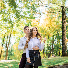 Wedding photographer Natasha Martova (natimart6). Photo of 10.10.2018