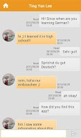 Screenshot of Linqapp - Language Exchange