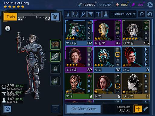 Star Trek Timelines screenshot 23