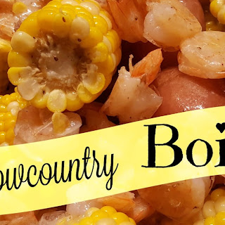Lowcountry Boil.