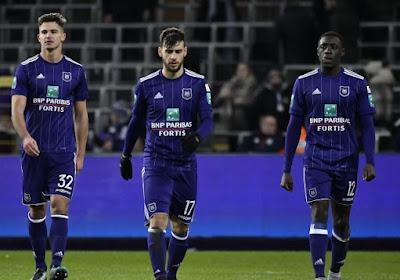 Le Sporting d'Anderlecht est passé à côté de son sujet contre le FC Malines