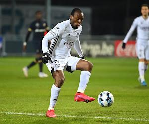 """Edo Kayembe : """"C'est décevant mais il faut déjà penser au prochain match"""""""