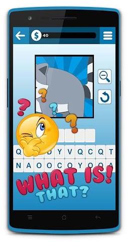 android Quiz Guess Animal Name Screenshot 0