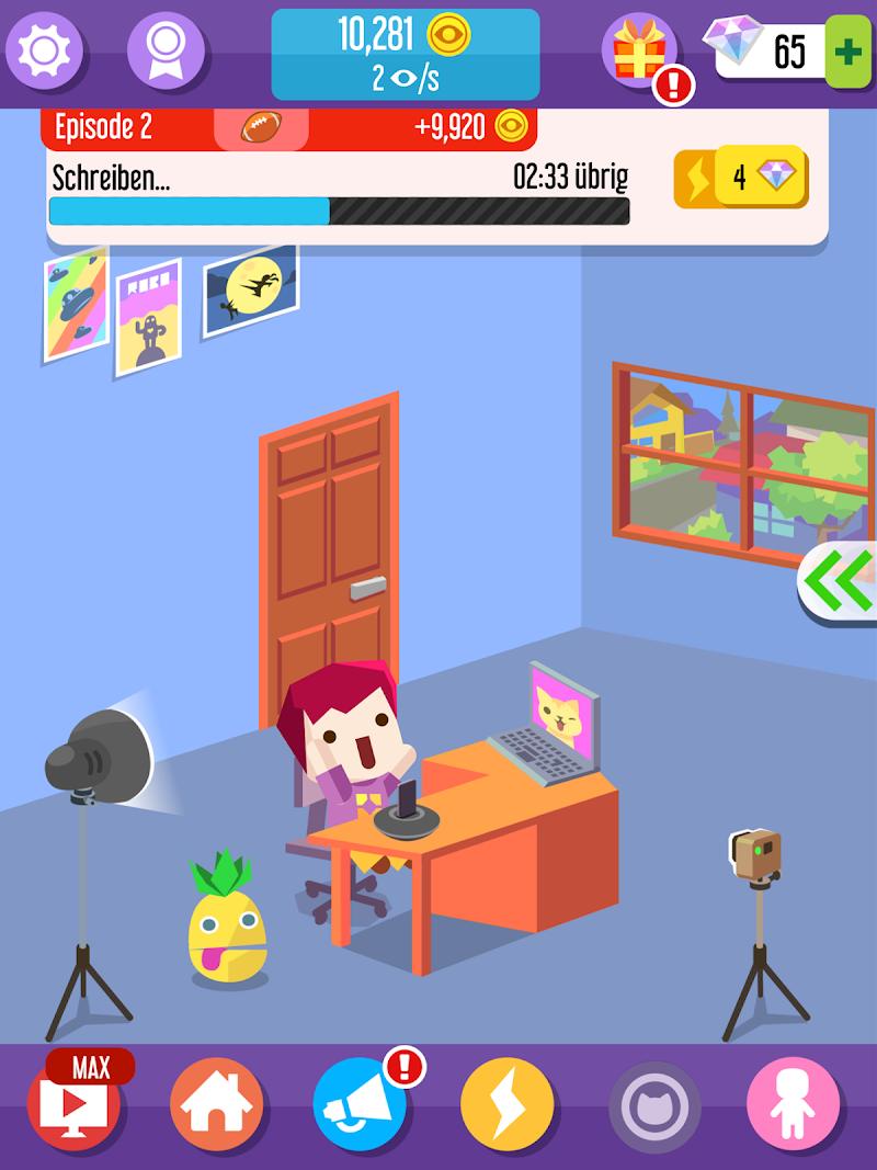 Vlogger Go Viral - Tuber Game Screenshot 15