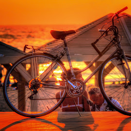 telaviv by Catalino Adolfo   Jr. - Transportation Bicycles ( bicycles, transportation )