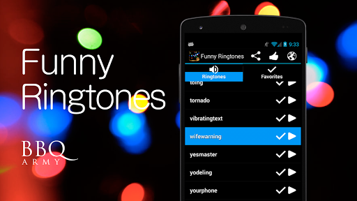 Funny Ringtones 10 screenshots 1
