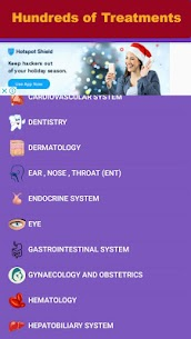 Clinical Treatment: Disease Treatment Dictionary App Download For Android 2