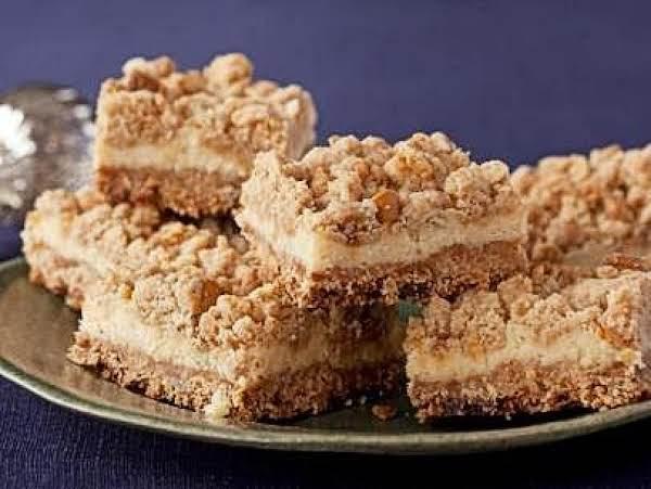 Ann Burells Oatmeal Cream Cheese Butterscotch Bars Recipe
