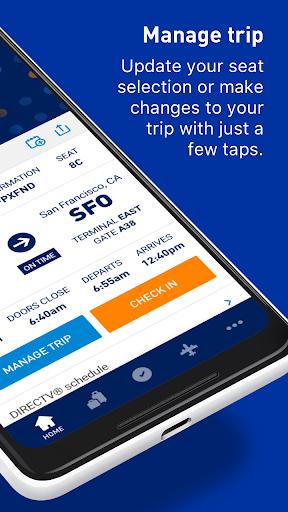 JetBlue - Book & manage trips 4.8.3 screenshots 2
