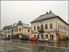 Photo: Turda, Piata Republicii  la intersectie cu Piata 1 Decembrie 1918, Nr.1 - 2018.11.26