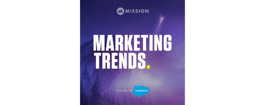 Marketing Trends Podcasts logo
