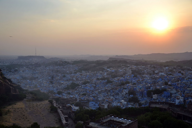 Tramonto a Jodhpur di ManuArk