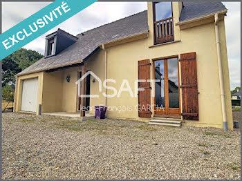 maison à Maxent (35)