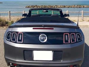 マスタング コンバーチブル  GT 2014のカスタム事例画像 Mustang GT 2014 Convさんの2018年10月13日12:41の投稿