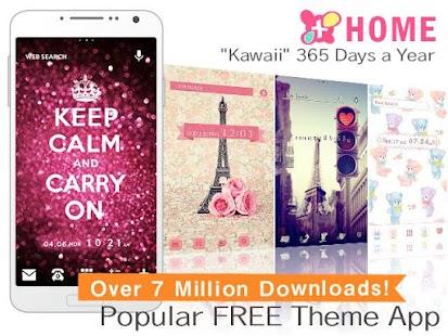 [+]HOME-Plus Home Launcher- - screenshot thumbnail
