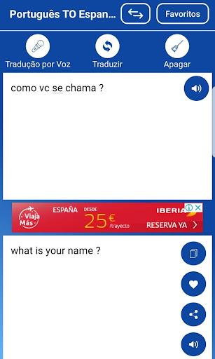 Tradutor Portuguu00eas Inglu00eas/Inglu00eas Portuguu00eas screenshots 2