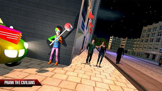 Download Crazy Scary Clown Simulator Game for PC