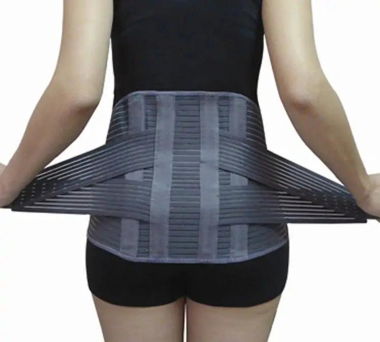 Đai lưng còn tác dụng trực tiếp lên vùng đau giúp giảm đau