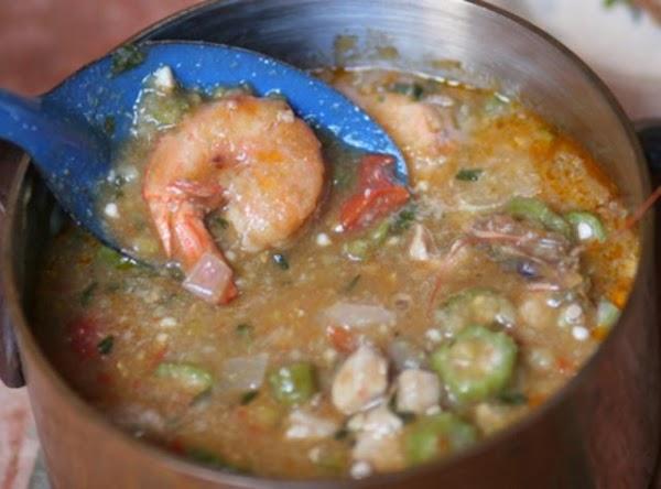 Quibombo (cuban Okra Stew) Recipe