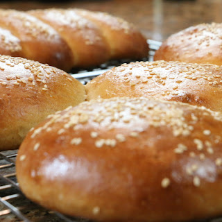 Enriched Dough - Great for Dinner Rolls & Hamburger Buns