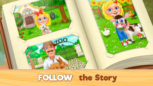 Grannyu2019s Farm: Free Match 3 Game filehippodl screenshot 12