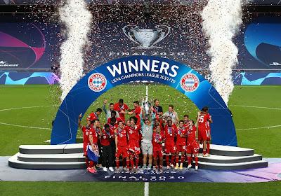 Classement UEFA des clubs : fin du règne historique du Real Madrid, 5 clubs belges dans le top 100
