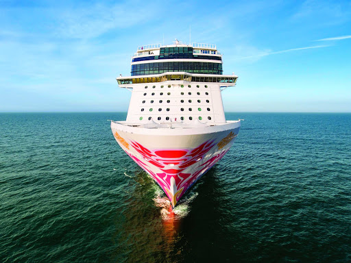 Sail through Asia on the new Norwegian Joy.