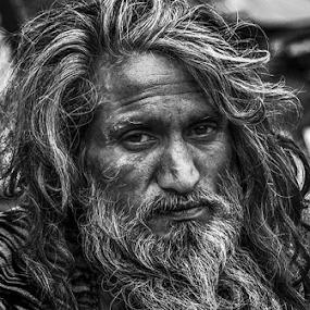 Emotional Eyes by Soumya Mukherjee - People Portraits of Men ( ceaser jesus, rohan sarkar, rupanjan kashyup, rakesh syal, pritam mayra )