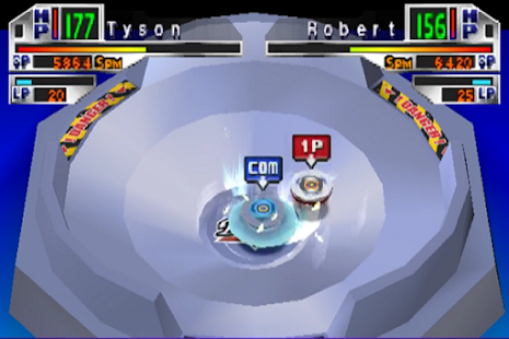 Top BeyBlade Super Tournament Battle Hint - náhled