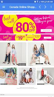 Canada Online Shopping - náhled