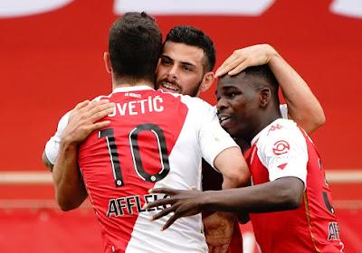 Mauvaise nouvelle pour l'AS Monaco, le jeune Belge Eliot Matazo et Krépin Diatta positifs au Covid-19