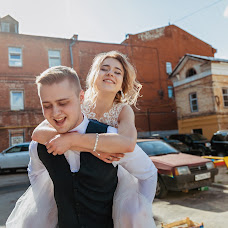 Wedding photographer Sergey Shavin (Goodcat88). Photo of 08.05.2019