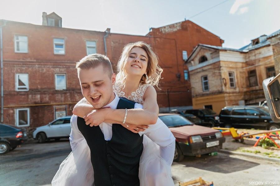 Wedding photographer Sergey Shavin (Goodcat88). Photo of 08.05.2019