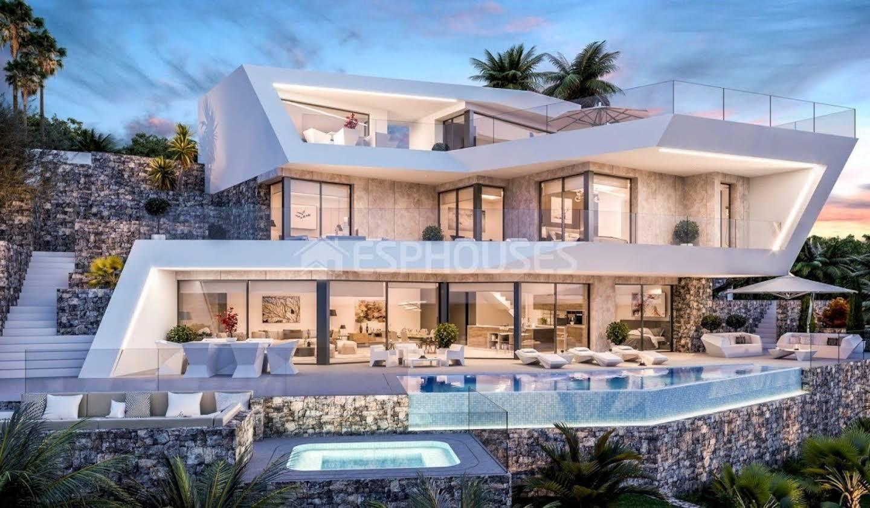 Maison avec piscine Benissa