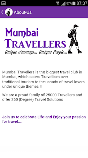 Mumbai Travellers- screenshot thumbnail