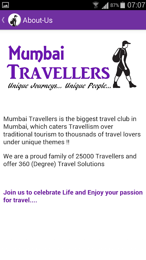 Mumbai Travellers- screenshot