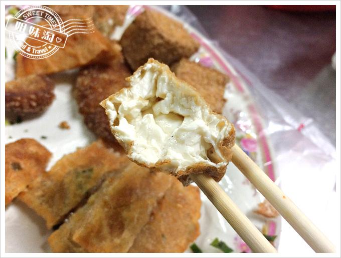 廟口炸粿-豆腐