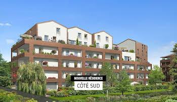 Appartement 2 pièces 46,59 m2